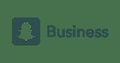 Snapchat Business Logo - Social Media Advertising