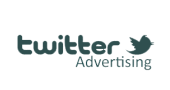 Twitter Advertising Logo - Social Media Advertising