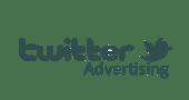 Twitter Advertising Logo - Social Media Advertising