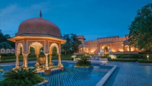 Best Resorts in Rajasthan - The Oberoi Rajvilas