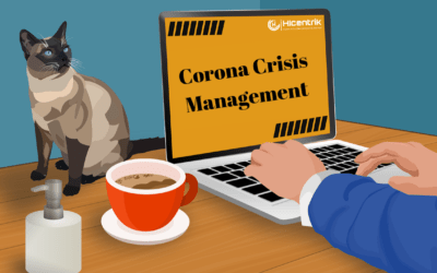 Corona Crisis Management – A Definitive Guide for Challenging Business Dynamics