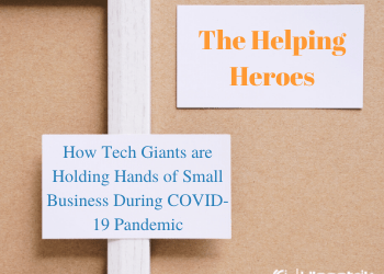 How Tech Giants are Holding Hands of Small Business – Digital Marketing Resources During Coronavirus