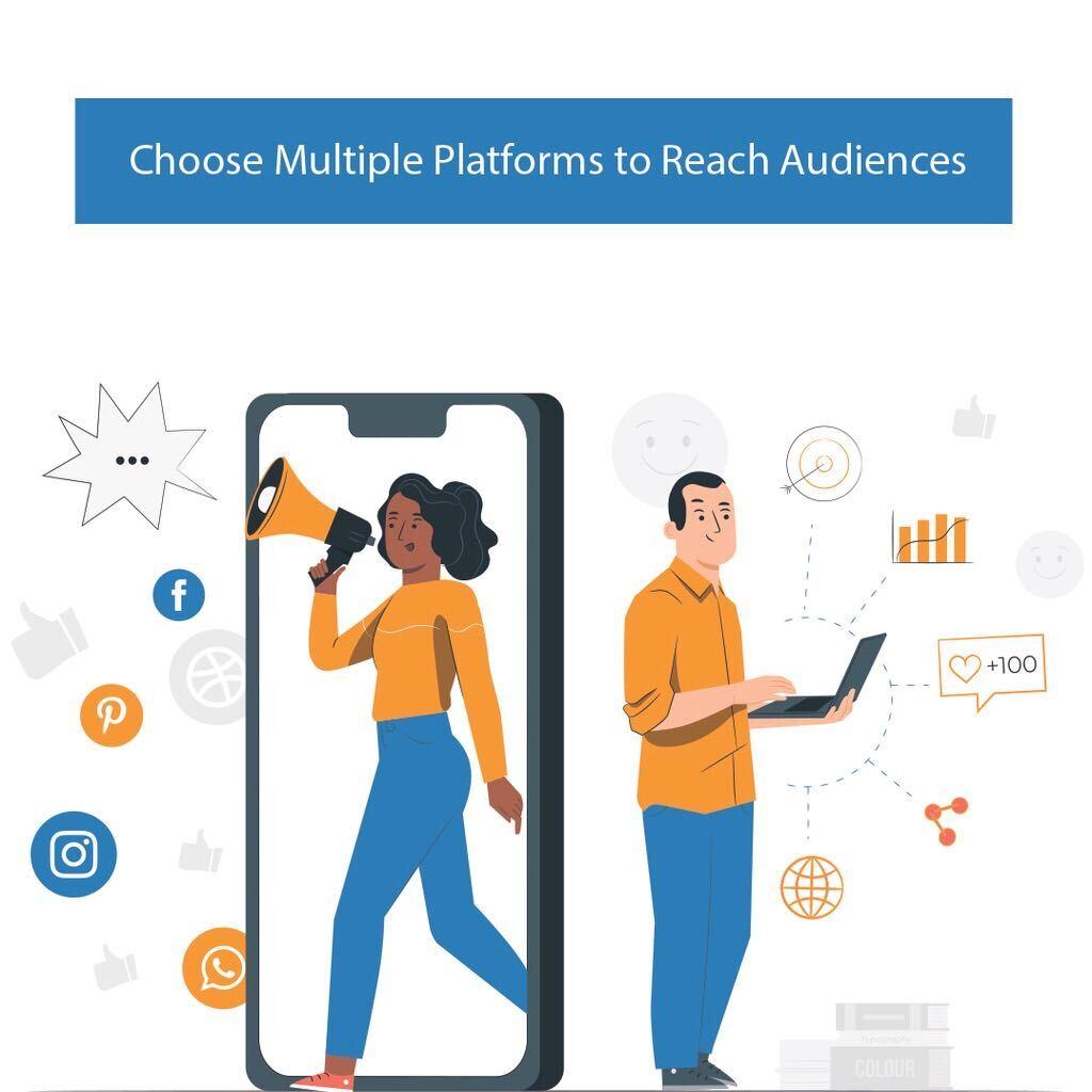 Diversify Your Social Media Planning