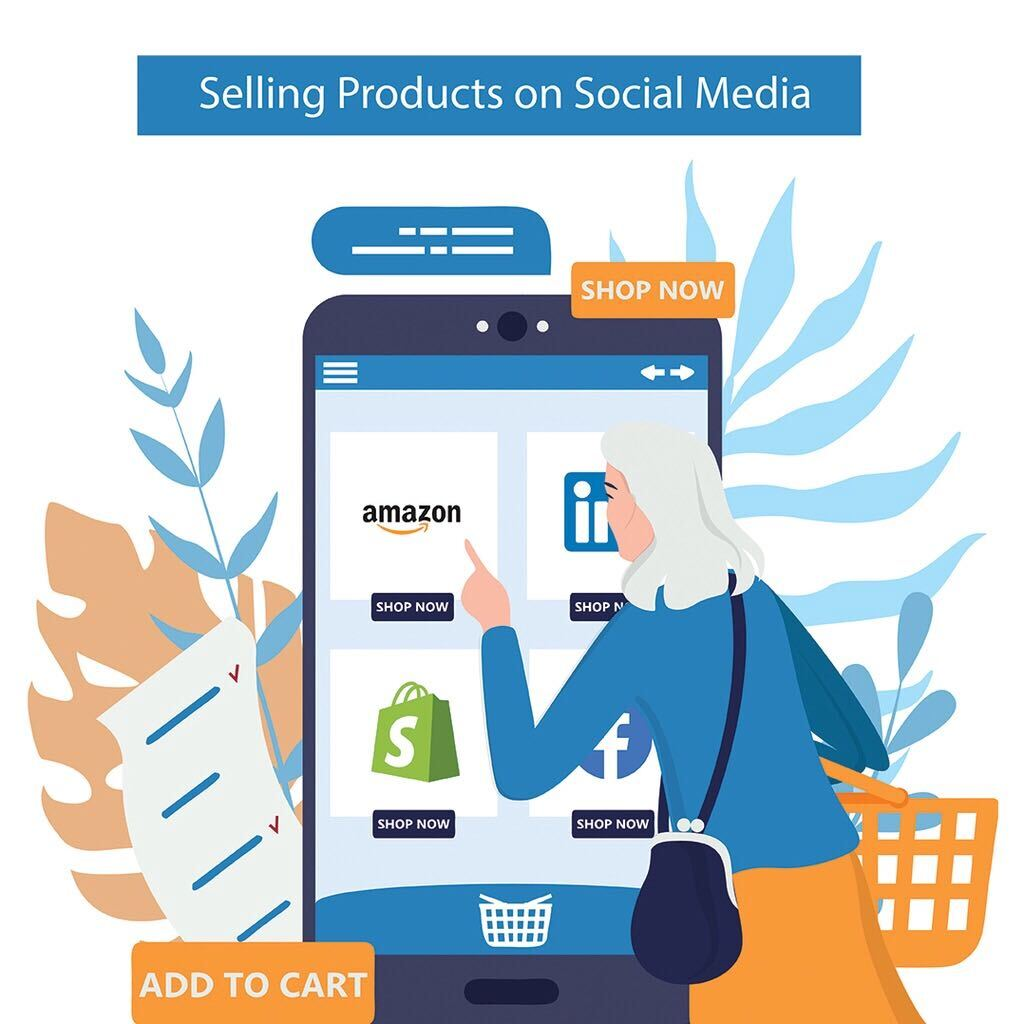 Selling Products on Social Media
